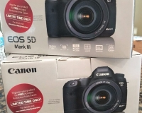 canon eos 5d mark III + 24-70mm lens storage kit