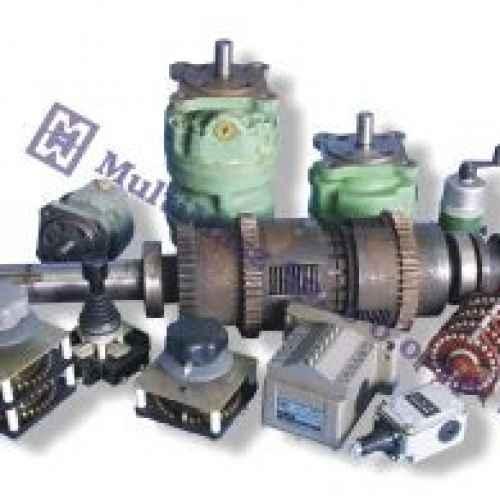 Ersatzteile für Zugspindeldrehmaschine 16K20