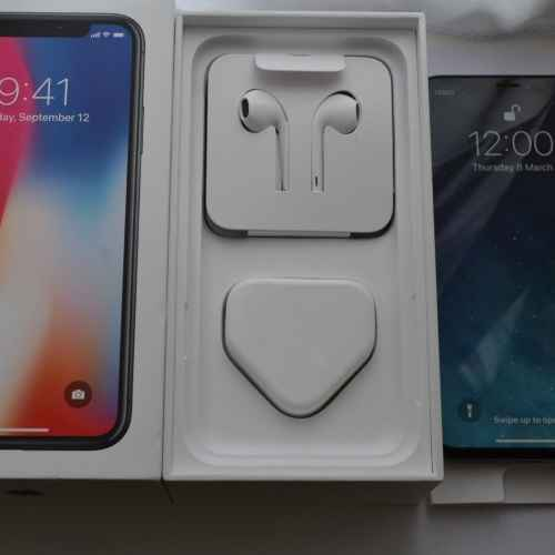 Apple iPhone x 64gb €399 iPhone x 256gb €449 iPhone 8 Plus €380 +447451238998