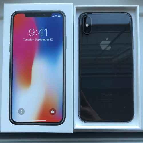Apple iPhone X 64GB €400 ,iPhone X 256GB €450,iPhone 8 64GB €300,iPhone 8 Plus 64GB €320,  WhatsApp Chat:  +447451221931