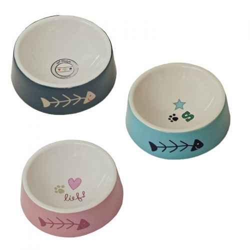 Keramiknapf für Katzen und Hunde - neu und originalverpackt
