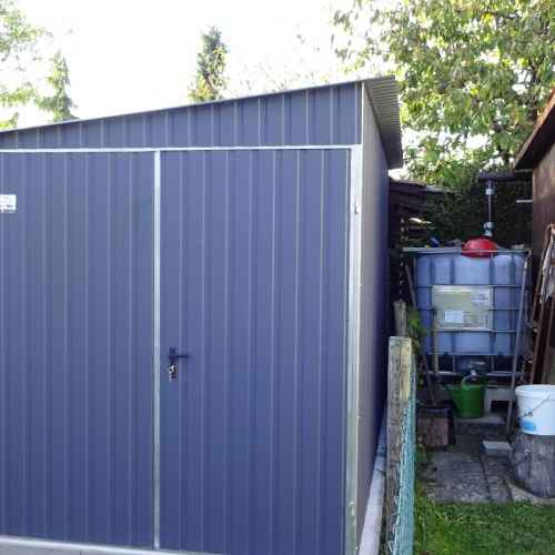 Garage Schuppen Quadgarage 2 x3m