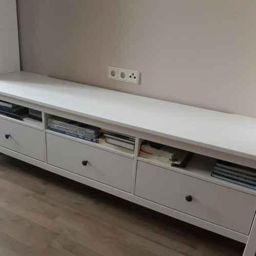 Ikea Hemnes TV Bank