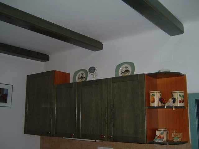 kitchen-beams