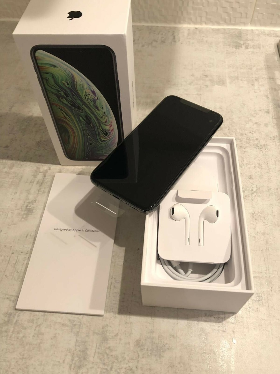 Appele iPhone XS 64gb Space Grey