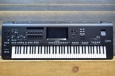 Yamaha Genos 76-Key Digital Arranger Workstation Keyboard Synthesizer
