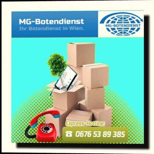 MG-BOTENDIENST - Transport All Inclusiv
